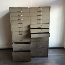 Industrial File Cabinet Industrial Filing Cabinet Metal Drawer Cabinet Catawiki
