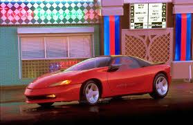 1989 chevy camaro iroc concept car of the week chevrolet california camaro iroc z 1989