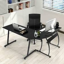 L Shaped Office Desk Dimensions by Computer Table Corner Computer Desks Awful Photo Design For Home