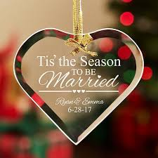 personal creations personalized tis the season to be married