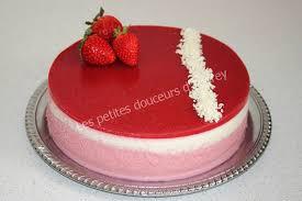jeux de aux fraises cuisine gateaux entremet fraise chocolat blanc les petites douceurs d