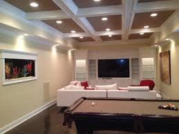 Adorable Room Appearance Basement Rec Room Ideas Basement Recreation Room With Bar Basement