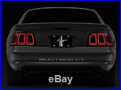 mustang led tail lights icon led ford mustang tail lights 96 98 all