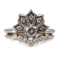 art deco rings inner voice designs
