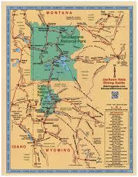 Map From Area Maps U2013 Lexington Hotel Jackson Hole