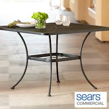 sears dining room tables woodard commercial grade 40