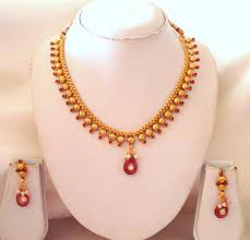 simple gold necklace all collections of necklace
