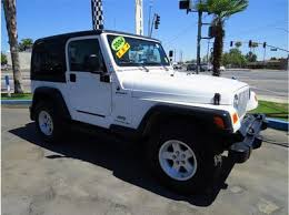 2004 jeep wrangler sport used 2004 jeep wrangler sport at limited motors