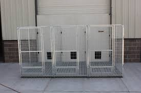 Dog Kennel Flooring Outside by Inside Outside Pro Dog Kennels