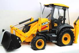 bruder excavator jcb 3cx digger toy digger toys