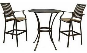 Patio Bar Table And Chairs Modern Style Patio Pub Tables With Outdoor Patio Table Set Outdoor
