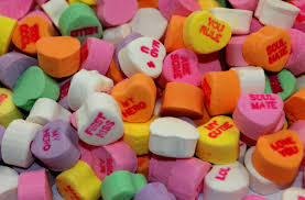 valentines day heart candy food allergies and s day your sweet stuff