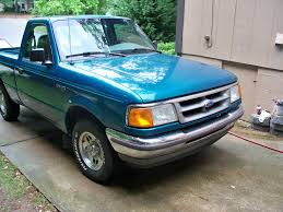 Ford Ranger Truck Colors - stewart97 1997 ford ranger regular cabshort bed specs photos