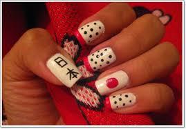 konichiwa 25 awesome japanese nail art designs