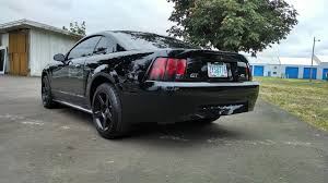 99 mustang bumper opr mustang rear bumper cover primed 94422 99 04 v6 free