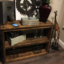 newest projects entryway tables wood design and rustic industrial