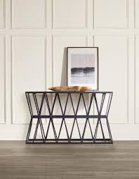 hooker furniture living room console table 5434 85001