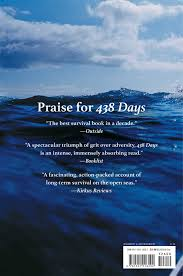 438 days an extraordinary true story of survival at sea jonathan
