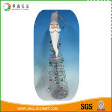 Metal Father Christmas Decorations by Christmas Decoration Christmas Decoration Direct From Xiamen