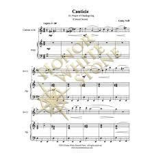 thanksgiving piano sheet music canticle 3 movements clarinet harp piano cathyneff com