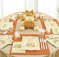 giraffe themed baby shower giraffe themed baby shower food ideas decoration for gallery boy