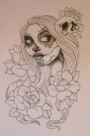 la muerte design by volski on deviantart