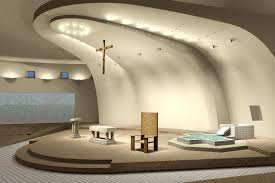 18 best photos of contemporary church interior design small