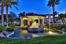 Zip Code Map Phoenix Az by Phoenix Az Estate With Resort Style Backyard Homes Of The Rich