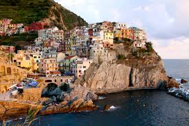 Italy Houses Cinque Terre Five Cliffside Villages On The U0027italian Riviera