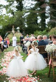 flower girl wedding children in your wedding party luxury wedding planner