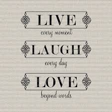 live laugh love art inspirational art live laugh love wall decor art typography