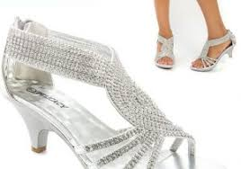 small heel wedding shoes impressive low heel silver wedding shoes prom interior also low
