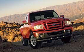 Ford Ranger Pickup Truck - so long partner ford ranger production to end december 19