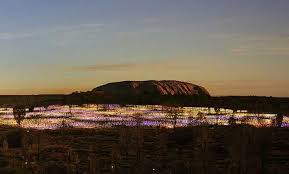 major events for ayers rock resort