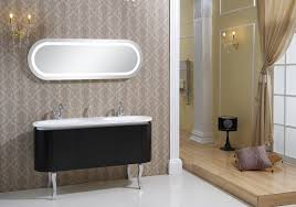 Bathroom Vanities New Jersey by Elegant Design Ideas Using Round Brown Mirrors And Round White