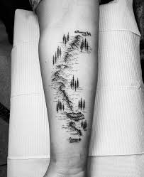 the 25 best hiking tattoo ideas on pinterest adventure tattoo