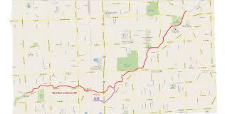 La Salle Campus Map Map Warren Michigan Michigan Map