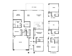 darling homes floor plans avery floor plan at madeira east aveiro ii in elk grove ca
