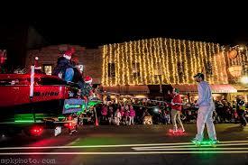 clarkston holiday lights parade mpk photo clarkston