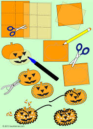 Halloween Pumpkin Crafts How To Make A Sew A Pumpkin Halloween Favors Halloween Crafts