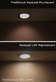 changing recessed light to chandelier top recessed lighting ceiling designs in how to update lights decor