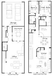 Single Family Home Floor Plans Small Modern House Plans One Floor Home Design Contemporary Single