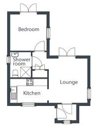 Tiny Houses Floor Plans Hard To Find 14x30 Tiny Home Floor Plan Http Www