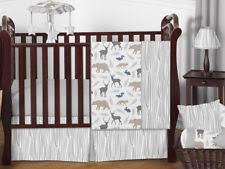 deer crib bedding ebay
