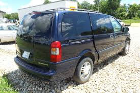 2000 chevrolet venture van item cc9230 sold july 19 veh