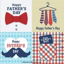 fathers day cards vector free