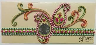 ornamental quilling envelope envelopes quilling