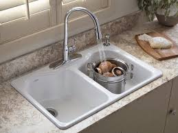 White Kitchen Faucet by Kitchen Faucet Stunning Best Faucet For Kitchen Sink Moen