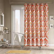 curtains cream ruffle shower curtain black ruffle shower curtain