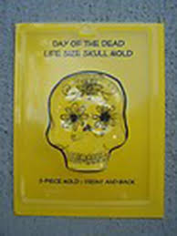 sugar skull molds large sugar skull mold sueños american imports